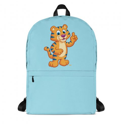 Kids Backbag with Cartoon Print