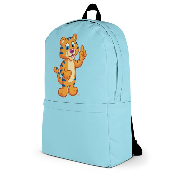 Kids Backbag Side