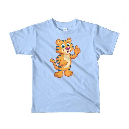 Kids Shirt with Cartoon Print