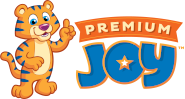 Premium Joy Logo for Website Header